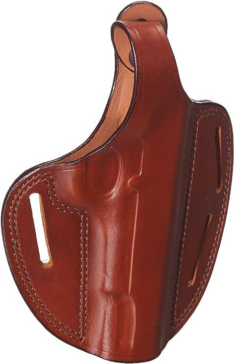Bianchi 18672 Black Leather RH Shadow II For Glock 20//21 Gun Holster
