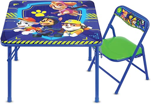 Paw Patrol Junior Table Chair Set