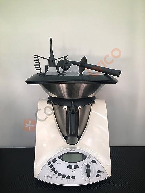 bimby tm31 robot da cucina perfettamente revisionato tutto originale ...