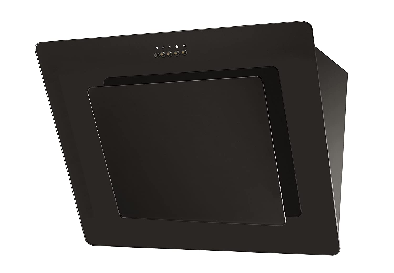 Saga - Campana extractora de cocina EH90GB de 70 cm y color negro