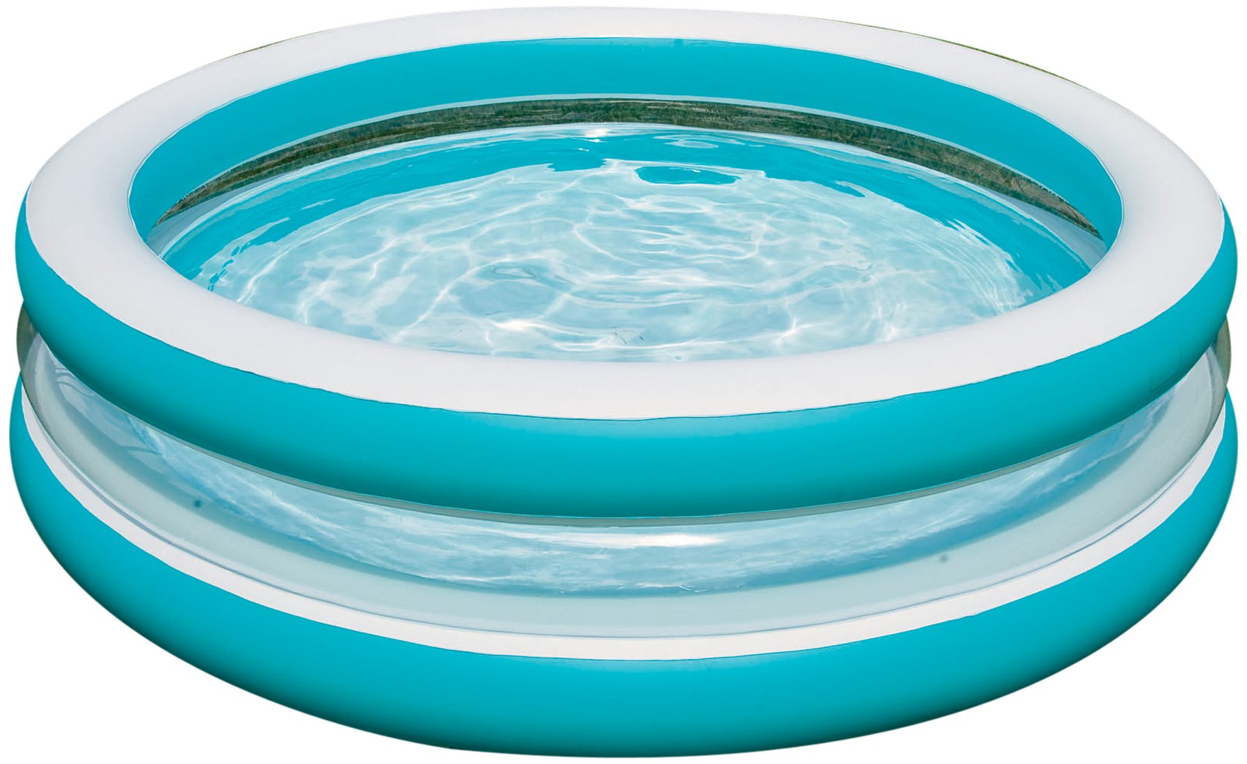 Intex Swim Center See-Through Inflatable Pool, 80'' X 20''
