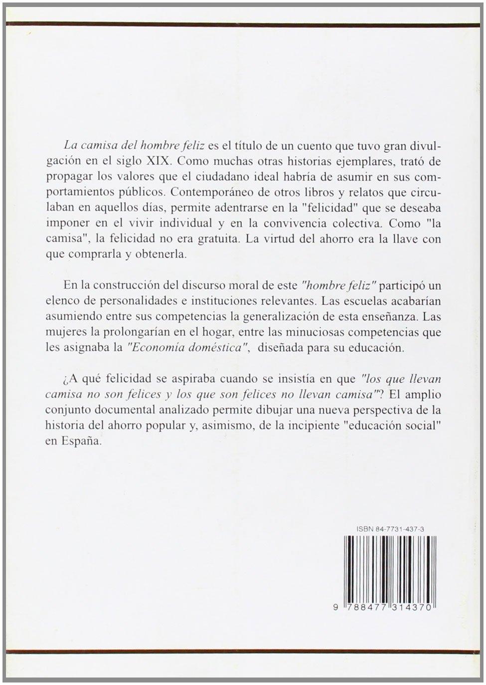 La camisa del hombre feliz : Menor, Manuel: Amazon.es: Libros