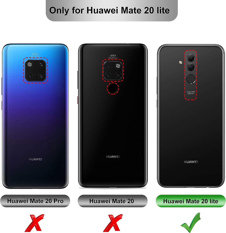 iBetter Huawei Mate 20 Lite Funda Fina de Silicona, Huawei Mate 20 ...