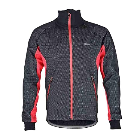 Windproof Cycling Jersey Suit Thermal Winter Waterproof Biking Jacket Pants Sporting Goods Cycling Clothing