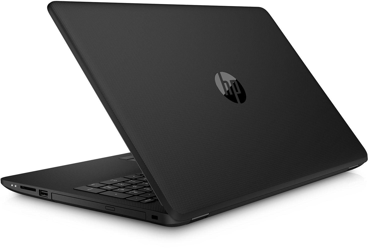 HP HP 15 HP Notebook 15-BS548TU 2017 15 6-inch Laptop (Celeron  N3060/4GB/500GB/Windows 10 Home Single Language(64 bit)/Integrated  Graphics), Jet Black