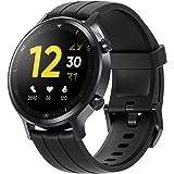 """realme Watch S. Smartwatch con Pantalla de 1.3"""" TFT-LCD. Android y Bluetooth 5.0. Resistencia IP68, Color Negro."""