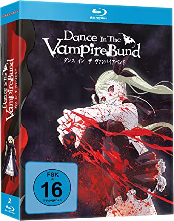 dance in the vampire bund season 2