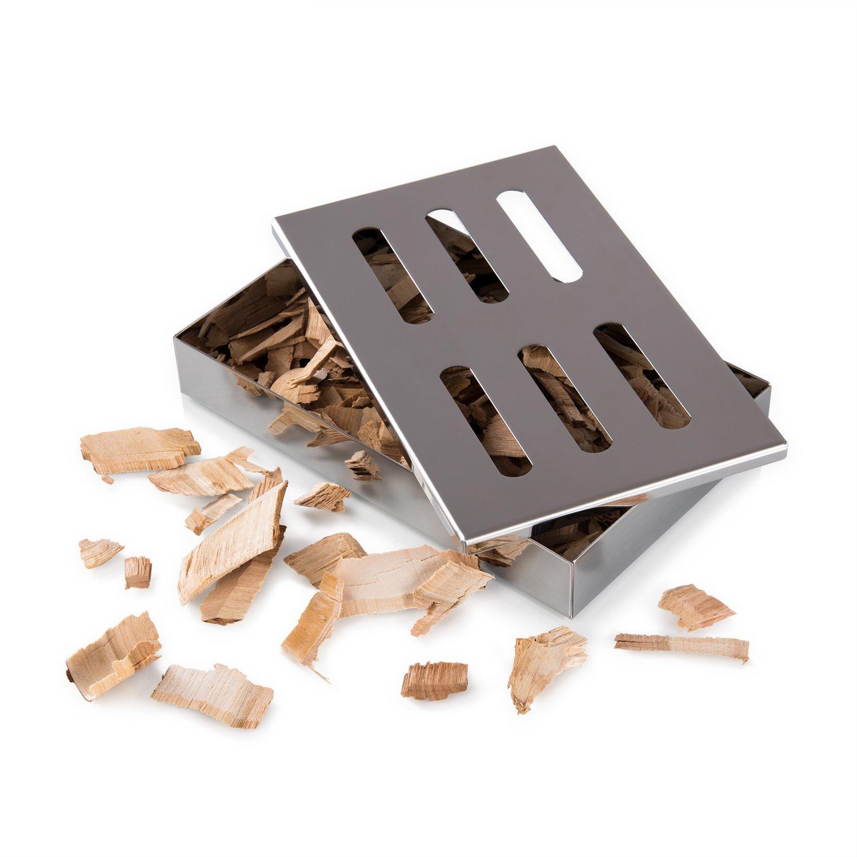 Blumtal Fumoir Viande Et Poisson - Fumoir Barbecue Gaz, Electrique Ou Charbon Everbrent