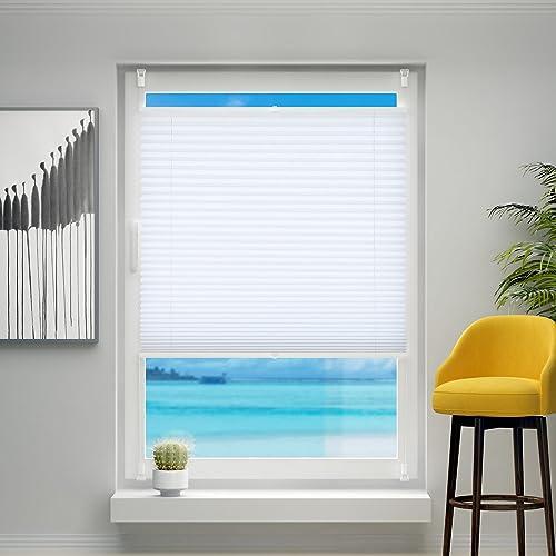 plissee transparent. Black Bedroom Furniture Sets. Home Design Ideas