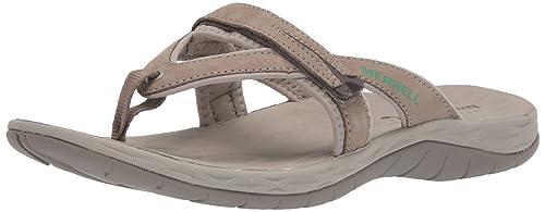e1e403304fac Merrell Women s Siren Flip Q2 Athletic Sandals  Amazon.ca  Shoes ...