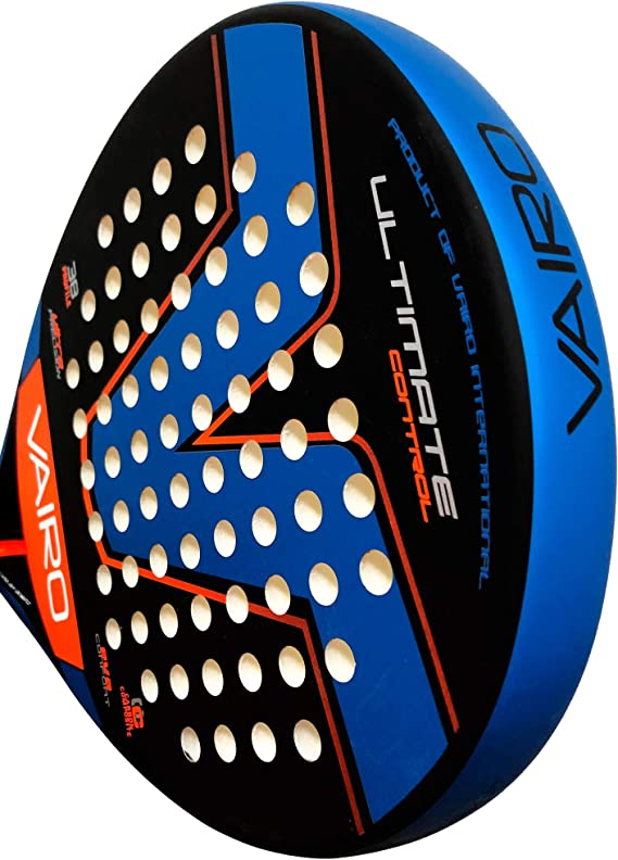 VAIRO Pala Ultimate Control (Orange - Blue): Amazon.es: Deportes y ...