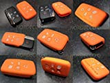 Protex Quality Silicone 5 Button Smart Key Fob