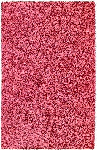 Shagadelic Pink Rug Rug Size 4 x 6