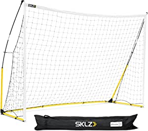 SKLZ Quickster Soccer Net - Quick Set Up Soccer Goal