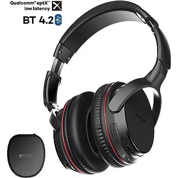 Amazon.com: TROND Bluetooth V4.2 Headphones Over Ear