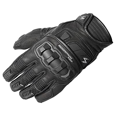 Scorpion EXO Klaw II Gloves (Medium) (Black): Automotive