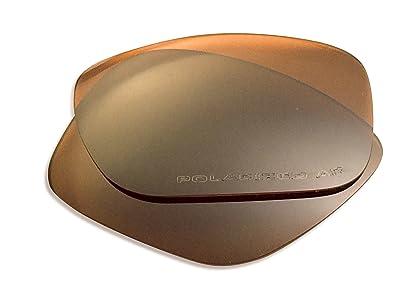 9e6d17571fa4 Amazon.com  Lens Swap Brown Oakley Holbrook Lenses Polarized Quality ...