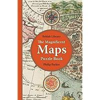 The Magnificent Maps Puzzle Book (Puzzle Books)