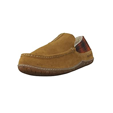 2704a75675da5 Timberland Slippers Kick Around Moccasin 5936A: Amazon.co.uk: Shoes & Bags