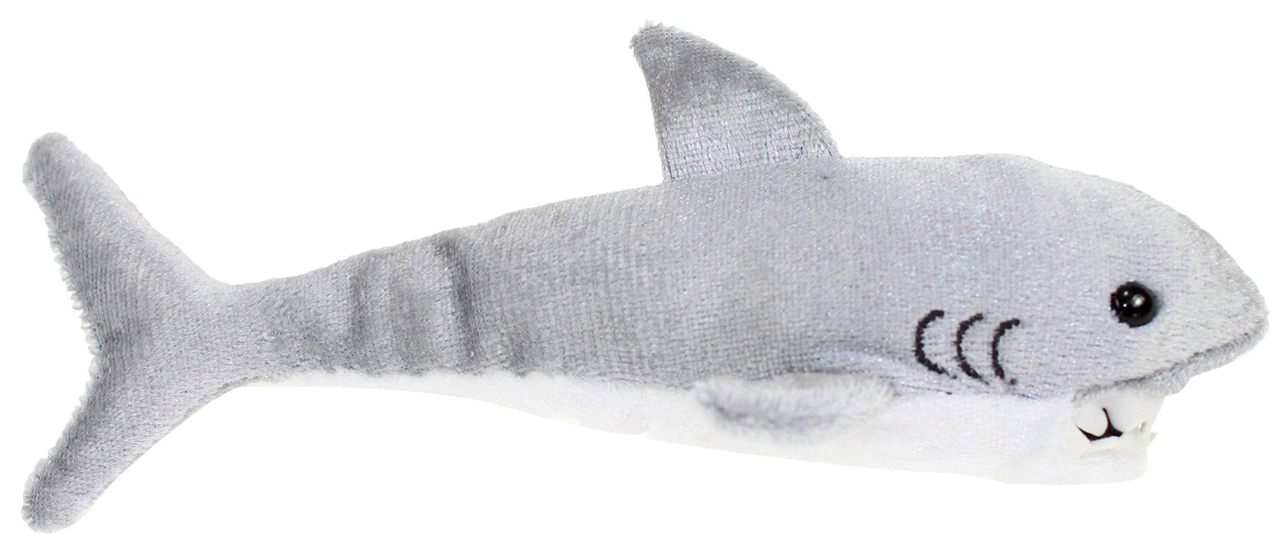 The Puppet Company Great Shark Finger Children Toys Puppets, White