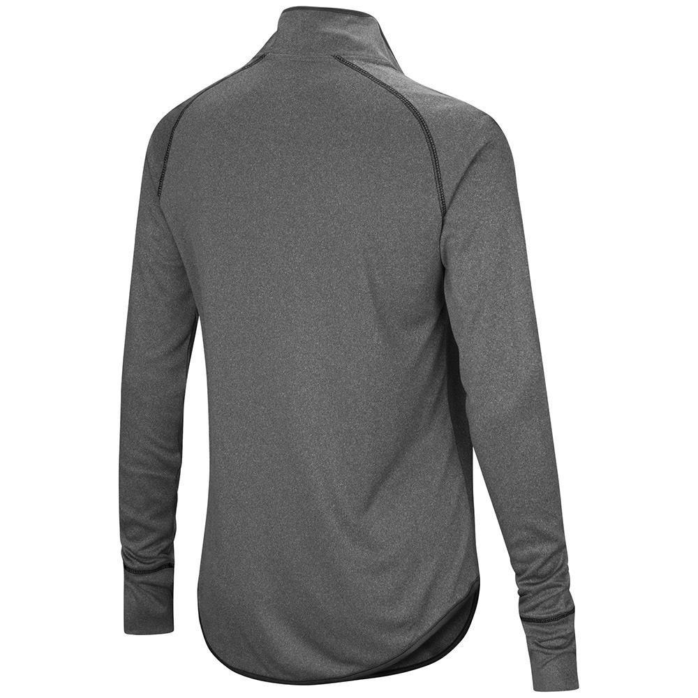 02f63a4a Amazon.com: Colosseum Womens Army Black Knights Quarter Zip Wind Shirt:  Clothing