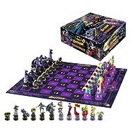 The Batman Chess Set ( The Dark Knight vs The Joker )