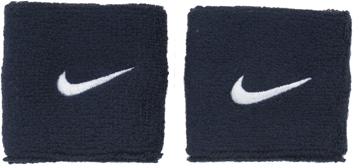 Nike Wristband Muñequera, Hombre, Negro, Talla única: Amazon.es ...