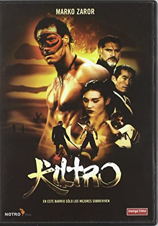 Kiltro [DVD]: Amazon.es: Marko Zaror: Cine y Series TV