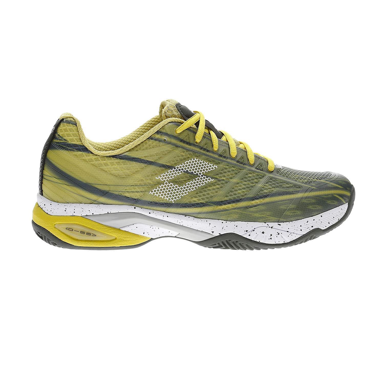 Lotto Mirage 300 Clay Court Shoe Men Lemon: Amazon.es: Deportes y ...