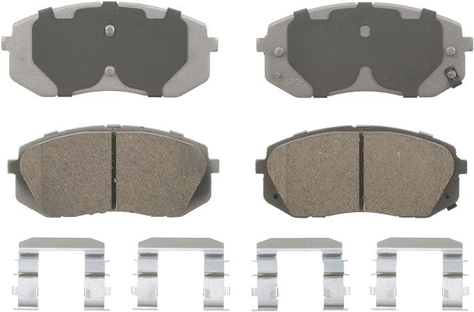 Raybestos ATD914C Advanced Technology Ceramic Disc Brake Pad Set