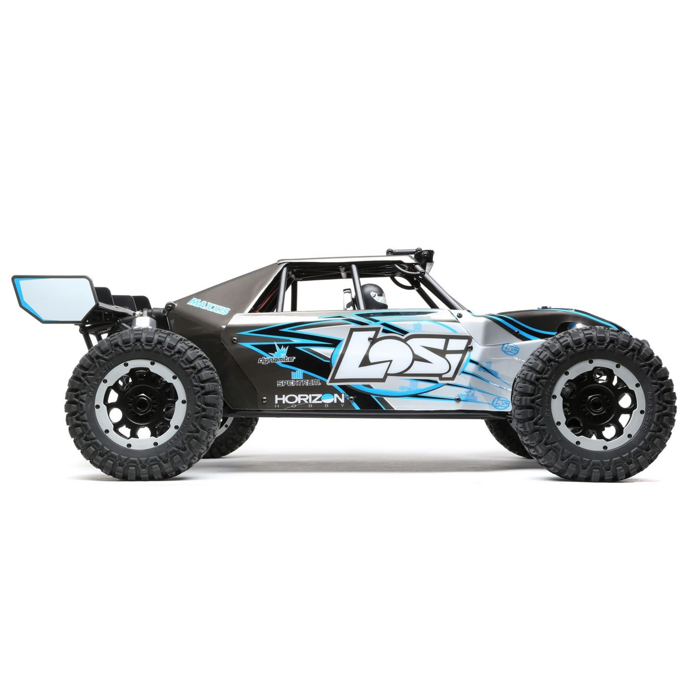 Amazon 1 5 Desert Buggy XL E 4WD Brushless RTR with AVC Grey Toys & Games