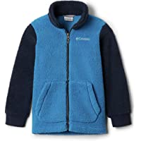 Columbia Youth Rugged Ridge II Chaqueta Sherpa para niño