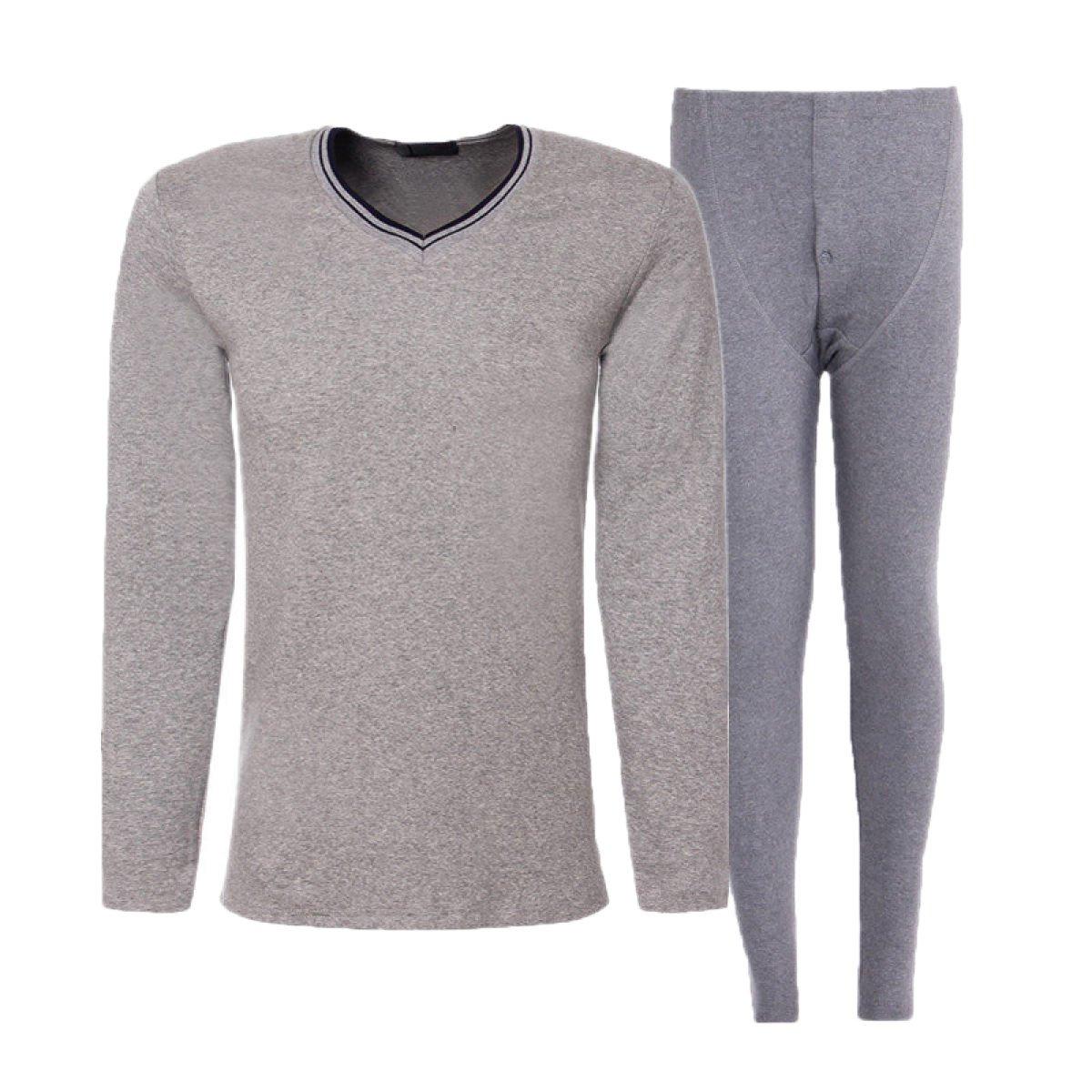 Tang moine, Männer, SHU Samt, Elektrisch Leitend, V-Ausschnitt, Unterwäsche, Anzüge