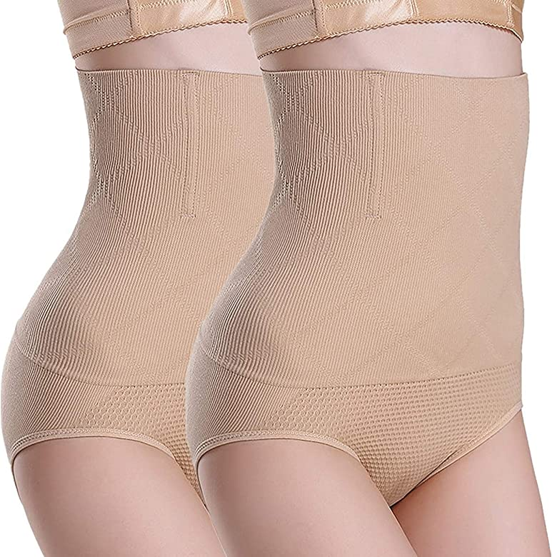 UK Shapermint Women Thigh Slimmer Tummy Control High Waist Shaper Panties Shorts