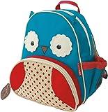 Skip Hop Zoo Pack - Mochila, diseño owl, color azul