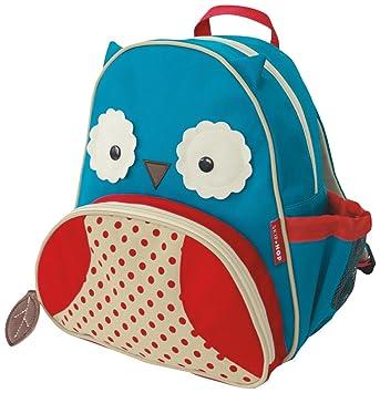 Amazon.com: Skip Hop Zoo Little Kid and Toddler Backpack, Otis Owl ...