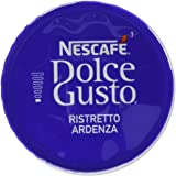 NESCAFÉ DOLCE GUSTO RISTRETTO ARDENZA Caffè espresso 3 confezioni da 16 capsule [48 capsule]