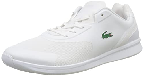 Mens LTR.01 316 1 SPM WHT Low Lacoste