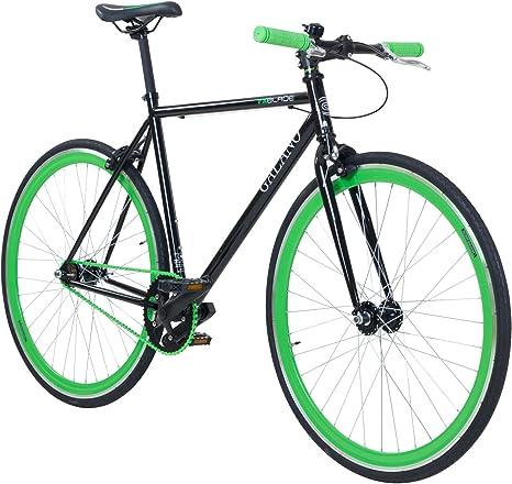 Viking SingleSpeed Blade - Bicicleta monomarcha, tamaño de las ...