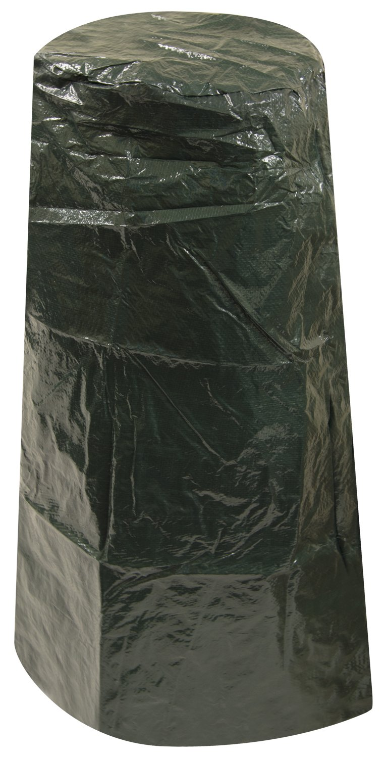 Woodside Outdoor Garden Chiminea Cover 1.02m x 0.39-0.62m/3.3ft x 1.25-2ft