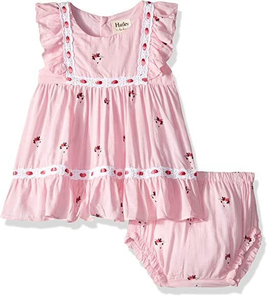 Hatley Baby Girls Ruffle Dresses