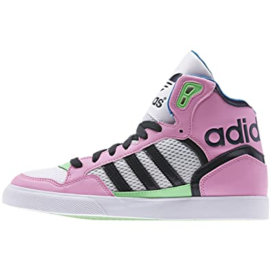adidas Originals Women's Extaball W Trainers Pink Size: 9 UK