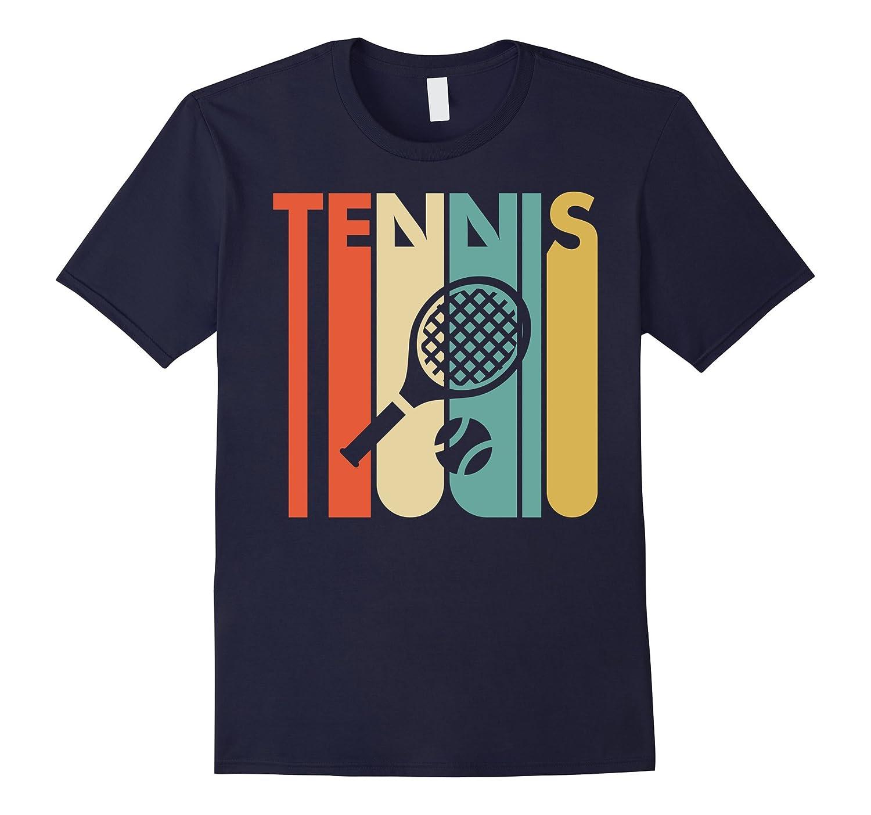 Vintage Style Tennis T shirt-FL
