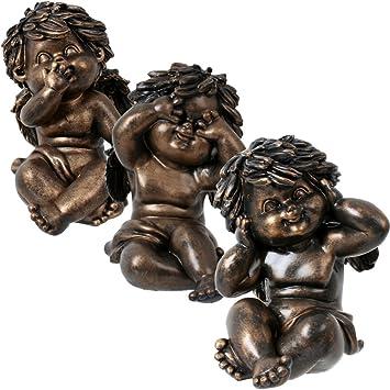 Antiquitäten & Kunst Asien ? Antike Originale Vor 1945 Bright Antike Bronze Skulpturen Musikanten Afrika