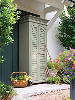 Paula Deen Home Utility Cabinet Spanish Moss