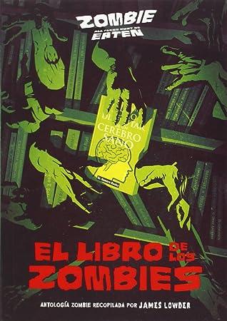 Edge Entertainment Libro De Los Zombies. Novela-Español, Color (EDG8700): Vv.Aa.: Amazon.es: Juguetes y juegos