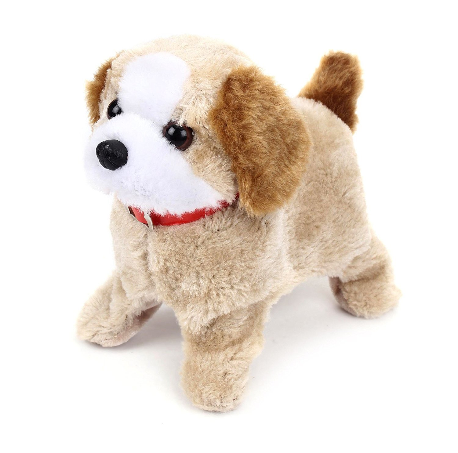 Buy Magicwand Battery Operated Walking Barking & Jumping Puppy
