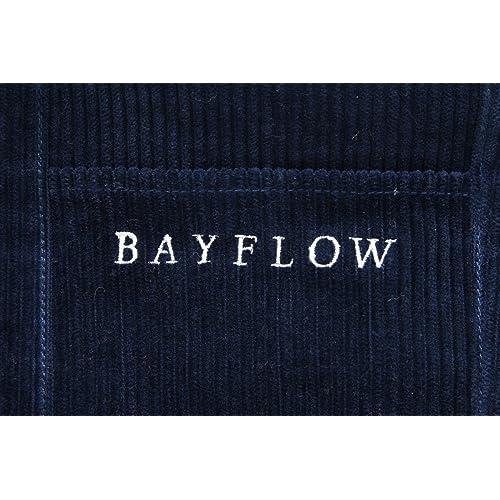 BAYFLOW corduroy tote bag book 画像 D
