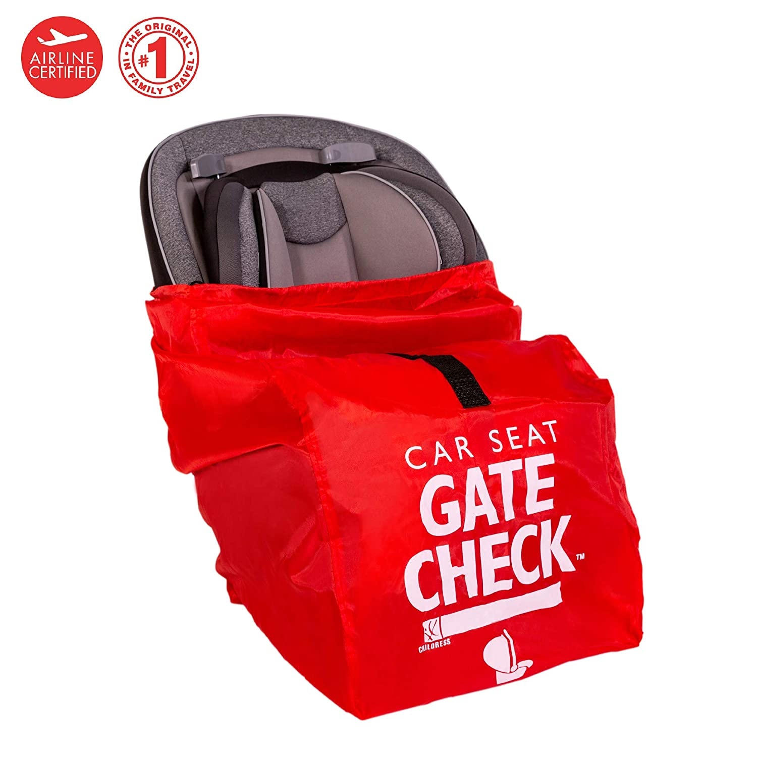 Amazon.com: JL Childress Gate Check bolsa para asientos de ...