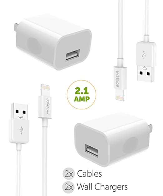 iPhone 7 de batería Kit de cable Lightning de Apple por ...